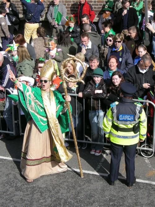 St Patrick 2011